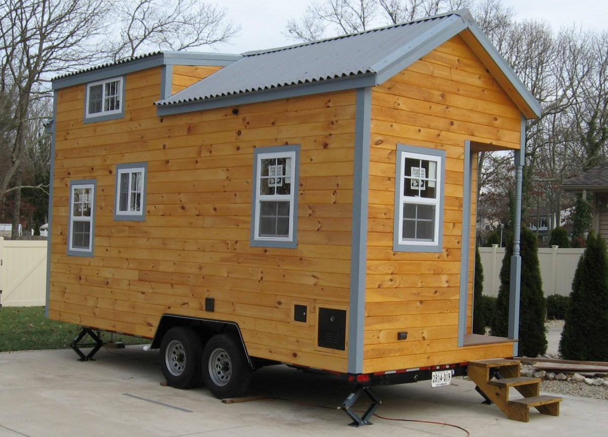 For Sale Cassie Model Thow By Nj Tiny House