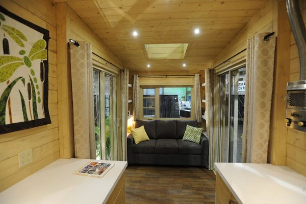 Contemporary Dragonfly Tiny House For Sale 003