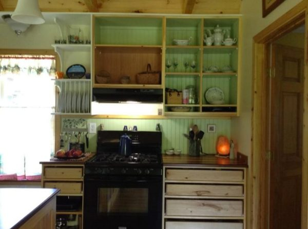 Couple Build 384 Sq. Ft. Tiny Country Cottage