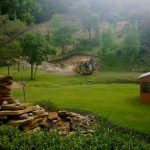 Couple Building 600 SF Hobbit House in Texas