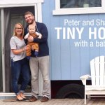 Couple Living Tiny with a Baby 001