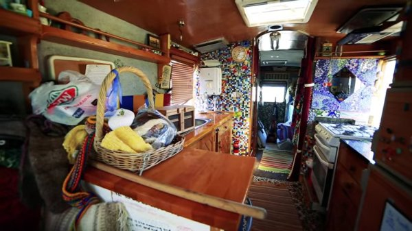 Couple go from Nomadic Converted Bus Living to Micro Homestead Life in New Zealand 001b