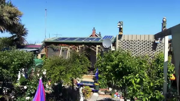 Couple go from Nomadic Converted Bus Living to Micro Homestead Life in New Zealand 003
