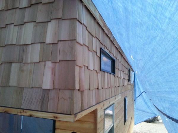Couples 20k DIY Tiny House Construction 0017