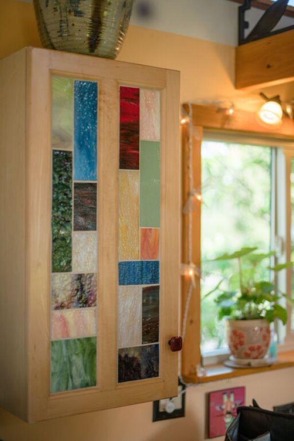 Couple's $25k DIY Smouse Tiny House on Wheels 0010