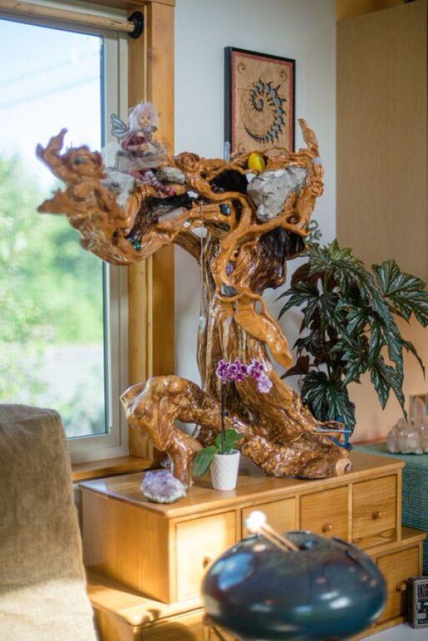 Couple's $25k DIY Smouse Tiny House on Wheels 006