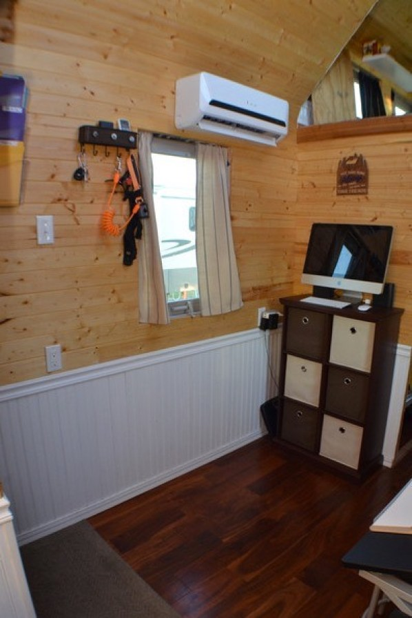 Couples DIY Tumbleweed Tiny House in Ausitn 002