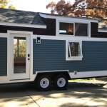 Craftsman Style Tiny House 030