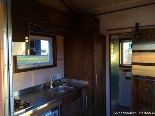 Curved Roof Tiny Home 002