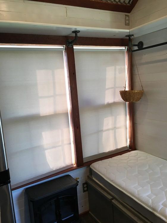 Custom 24ft Tiny Home with Oversized Loft 002c