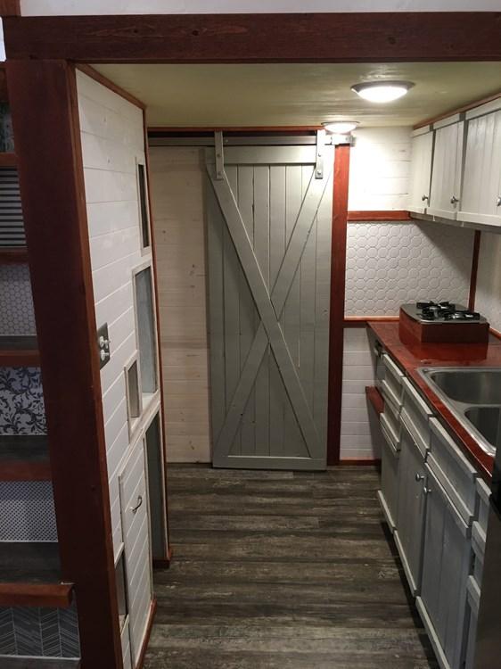 Custom 24ft Tiny Home with Oversized Loft 004