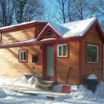 Custom 26′ Tiny House on Wheels by Tiny Treasure Homes 012