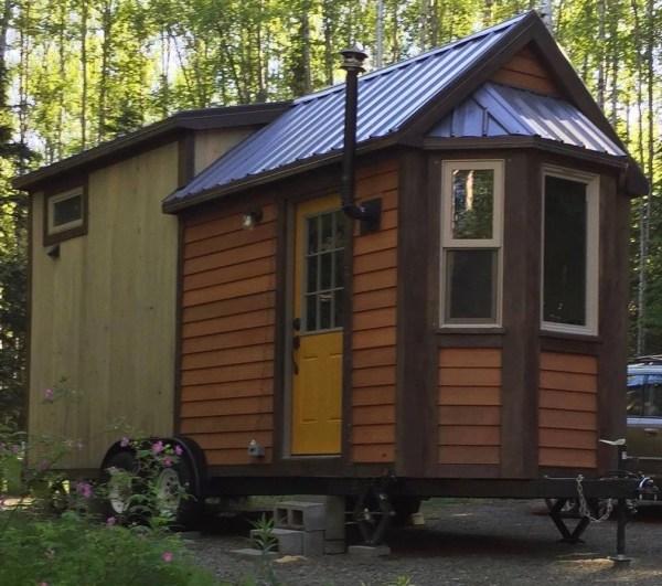 Custom $35k Tiny House 001