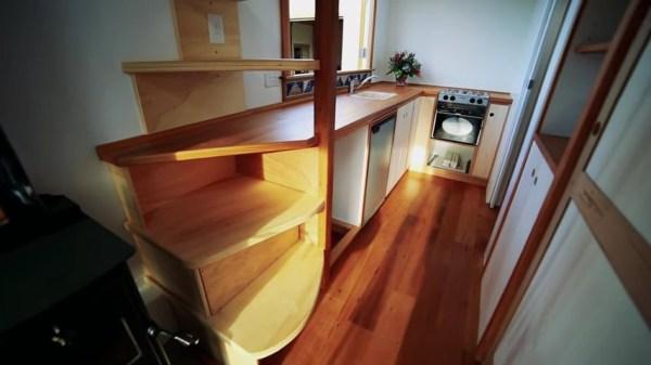 Custom Tiny House Built for Full Time Living 006