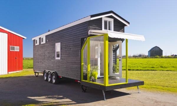 Custom Tiny House by Mint Tiny House Company 002