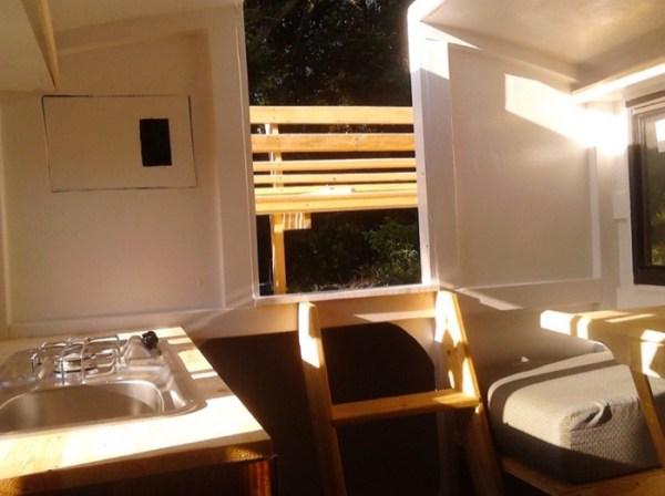 DIY Shantyboat in Florida 004
