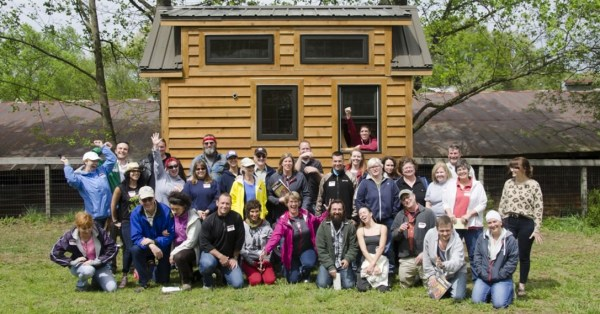 Dans Hands On Tiny House Workshops in Georgia