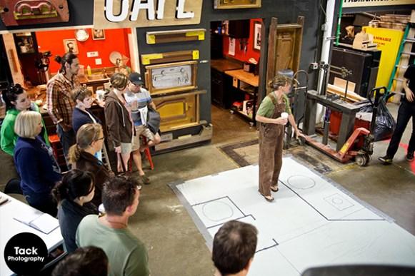 Dee Williams Tiny House Workshop