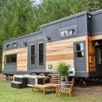 Double Loft Luxury Big Outdoors Tiny House by Tiny Heirloom 001