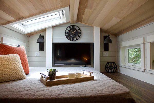 Double Loft Luxury Big Outdoors Tiny House by Tiny Heirloom 009