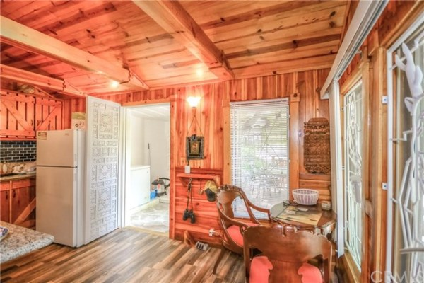 Dramatic Tiny House Flip in Lytle Creek, CA