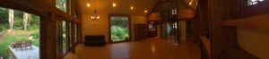 Eco Barn Cabin in Monroe 008