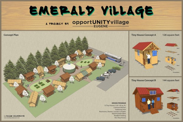 Emerald Village poster reduced