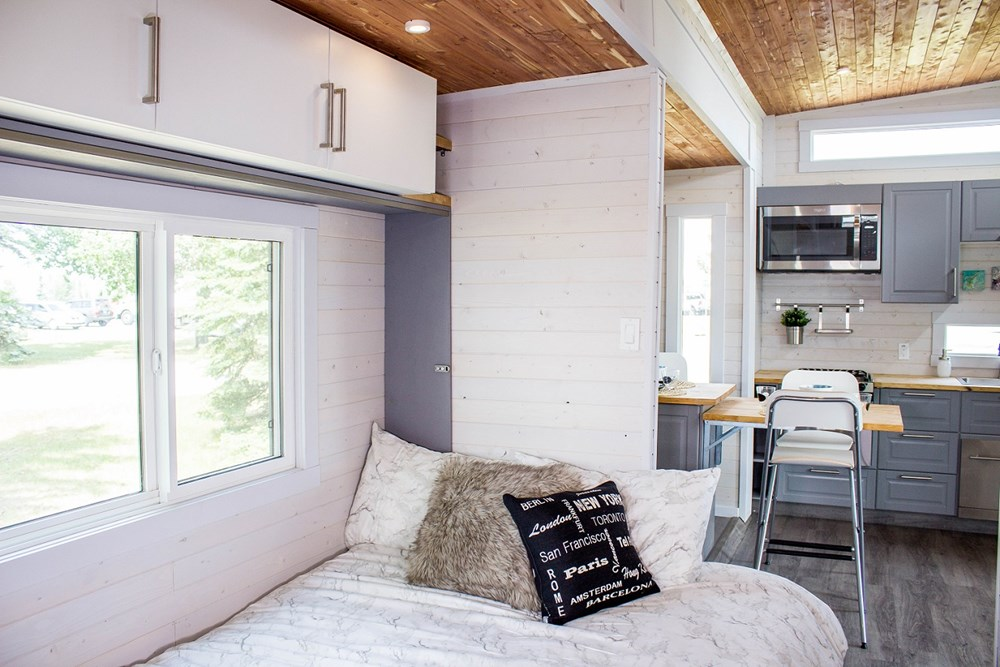 Expanding Tiny House For Sale With Slide Outs 003