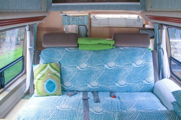 Familys G20 Van Tiny Home For Sale 0017