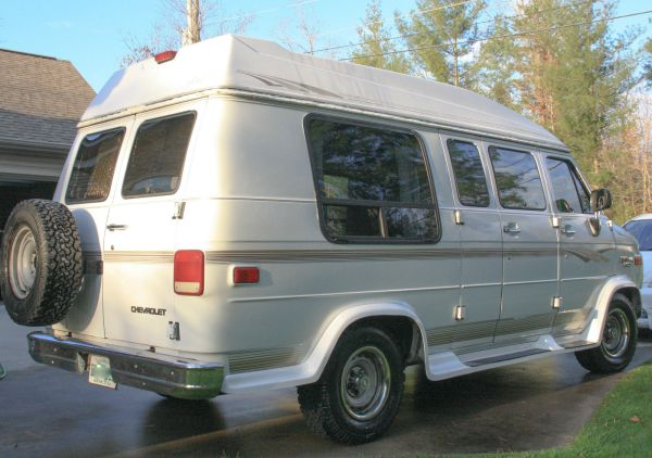 Familys G20 Van Tiny Home For Sale 004