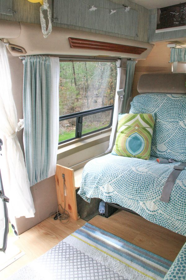 Familys G20 Van Tiny Home For Sale 006