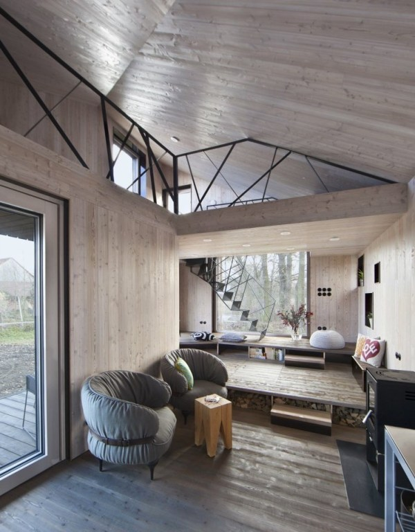 Folding Roof Cabin 01