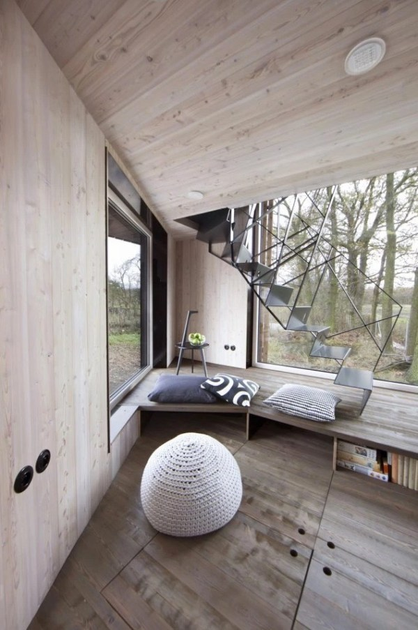 Folding Roof Cabin 04