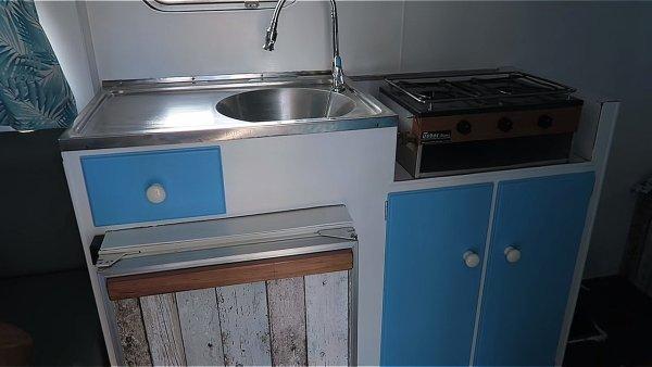 franklin vintage caravan tiny house