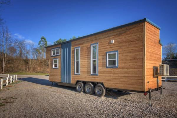 Freedom v2 Tiny House on Wheels by Alabama Tiny Homes 0015