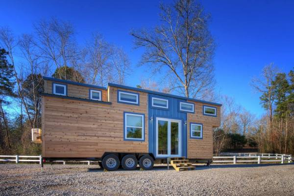 Freedom v2 Tiny House on Wheels by Alabama Tiny Homes 0016