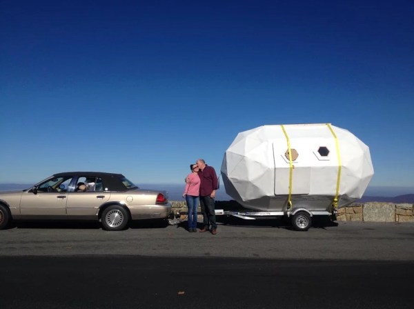 Geo-Dome Life Pod Travel Trailer by Michael Weekes 0014
