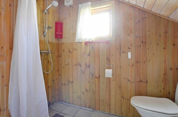 bathroom in small house
