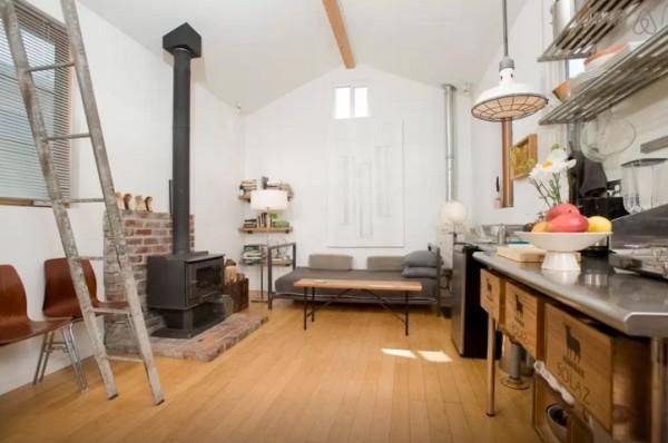 285 Sq Ft Garden Cottage With Sleeping Loft