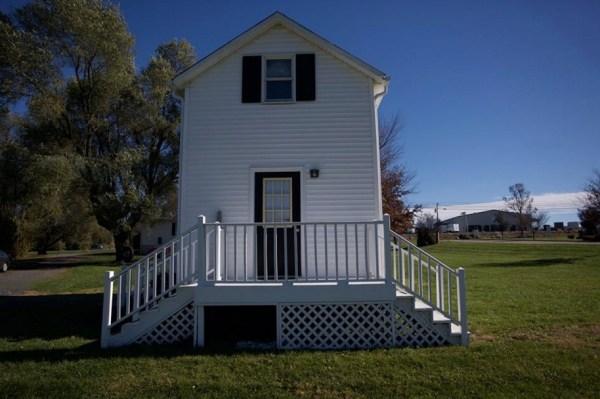 Harrisonburg's Tiny House B003