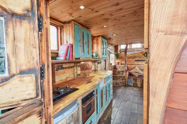 Helga Tiny House Truck Conversion by House Box 002