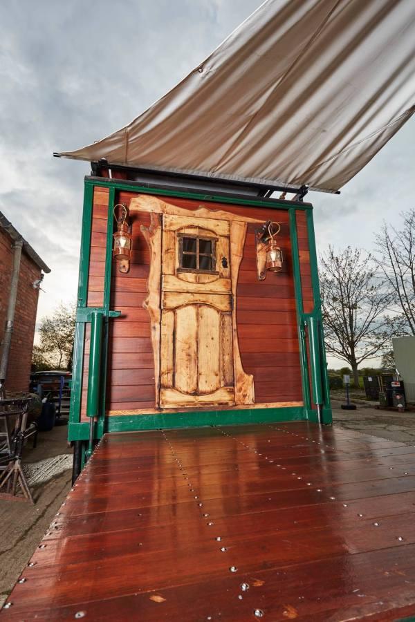 Helga Tiny House Truck Conversion by House Box 0038