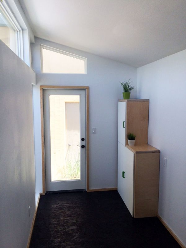 High School Student Built 100 Square Foot Tiny Home 006