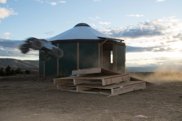 How to Build Your Own Freedom Yurt Cabin 0031