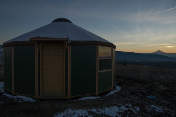How to Build Your Own Freedom Yurt Cabin 004