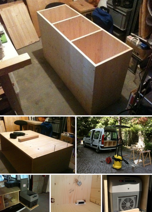How to Turn Your Van into a DIY Micro Camper 02
