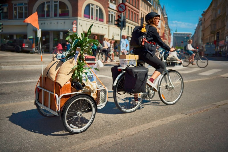 IKEA Offers Low Maintenance, Chain-less Bicycle to USA