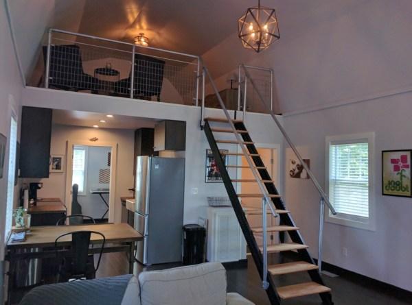 Jason S 800 Sq Ft Barn Cabin