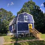 Jason's 800 Sq. Ft. Gambrel Roof Small Home