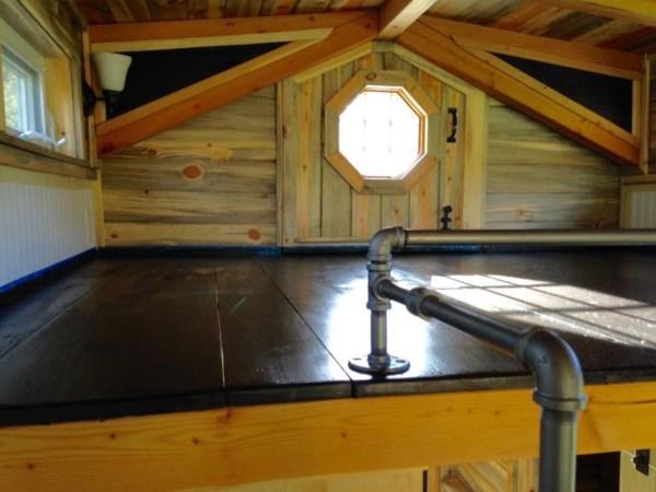Jeremy Matlock Rooftop Balcony Tiny House For Sale 0014